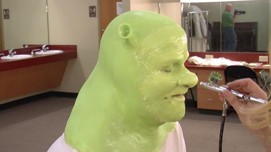 ShrekMakeup