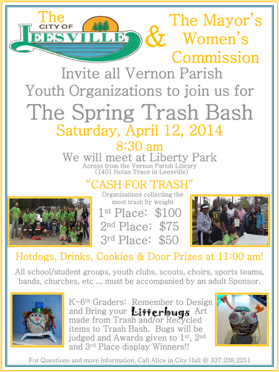Spring-Trash-Bash