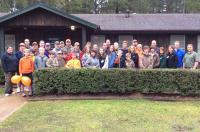 2014 Father-Child FUN Camp at LDWF's Woodworth Outdoor Education Center.
