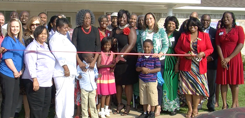 HeavenlyCareRibbonCutting