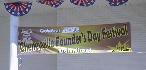 cheneyvillefest