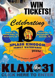 Splash Kingdom Giveaway