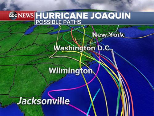 hurricanejoaquin