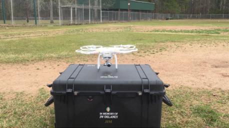 GPSO_drone