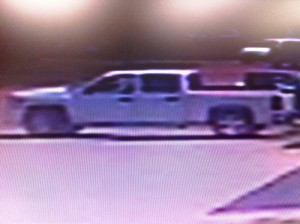 Truck from Bradley abduction