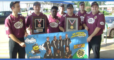 Local Sonic Team Wins Gold Metals at Dr. Pepper Games