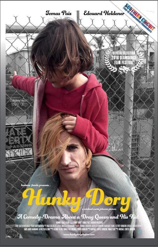 hunky-dory-sc-poster