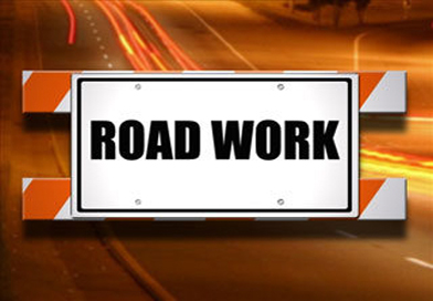 Road Work: Jackson St Ext.