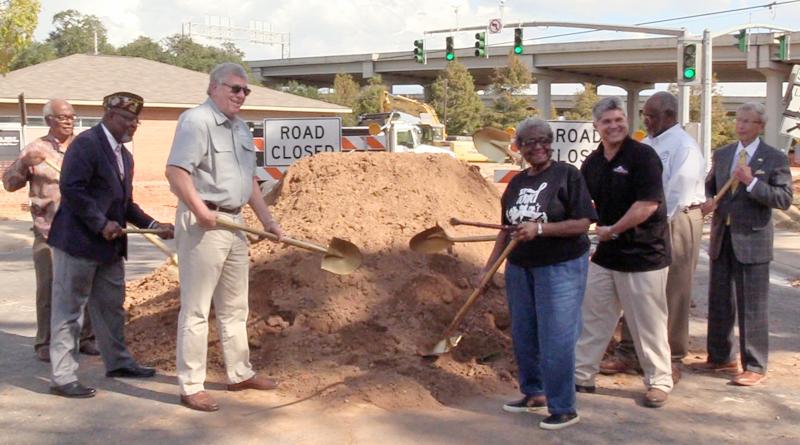 Groundbreaking Kicks Off Third St. Enhancement Project