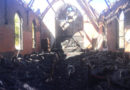 Methodist Church in Bunkie Destroyed by Fire