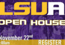 LSUA to Hold Open House