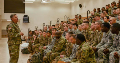 La National Guard to support 58th Presidential Inauguration