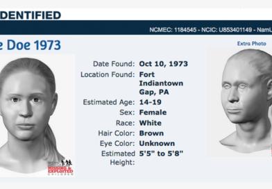 Investigators Requesting Public's help in Identifying a Jane Doe