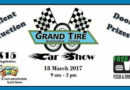 Grand Tire to Host Car Show Benefit for Food Bank
