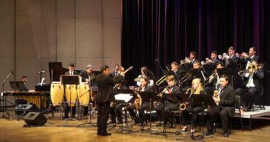 NSU Jazz Orchestra honored at Loyola Jazz Festival