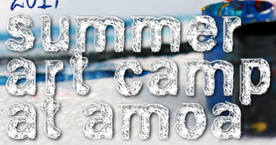Summer Art Camps at AMoA