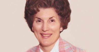 Dr. Sarah Anders Dies at 90
