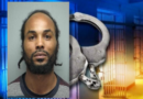 Suspect Throws Brick at Moving Car