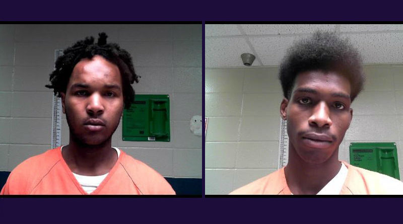 NPD Field Interviews lead to Arrests for Multiple Burglaries