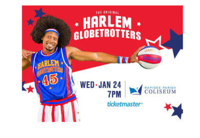 Harlem Globetrotters are Coming to the Coliseum