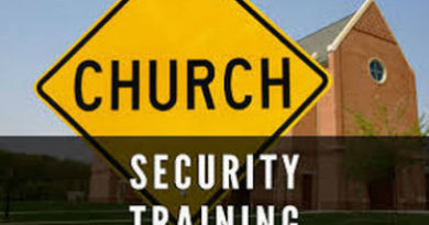 Grant Parish Sheriff's Office Hosting Church Security Class