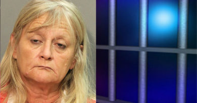 Alexandria Women Dropped Meth in Local Business