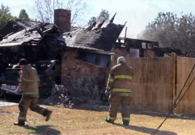 House Fire in Alexandria