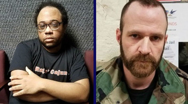 Two Men Arrested on Nearly 70 Counts of Child Pornography