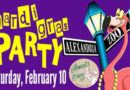 Mardi Gras Party Update at the Zoo