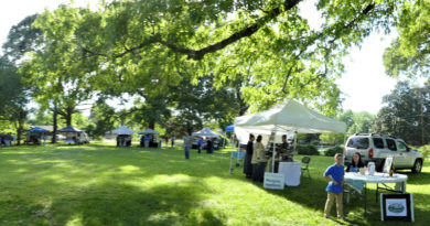 Kent House to Host Front Yard Market