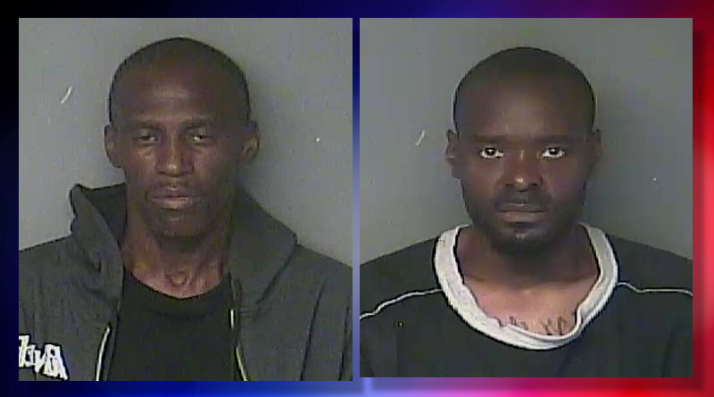 Two Bunkie Men Arrested on Felony Theft Charges