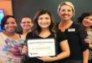 Pineville High School Graduate Receives $1,000 Scholarship