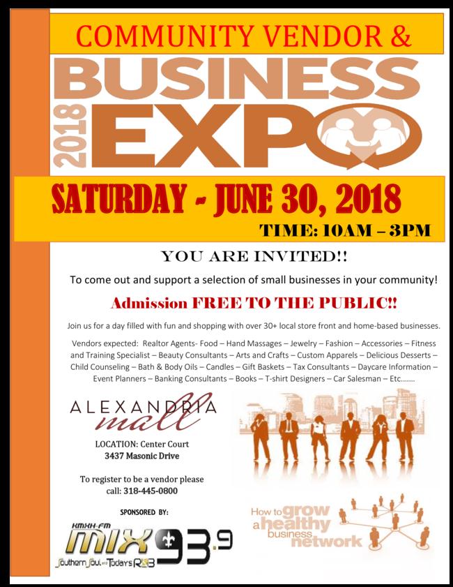 Business Expo This Saturday Klax Tv
