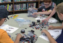 Menard Hosts Robotics Camp