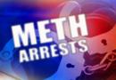 Meth Arrests in Grant Parish