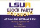LSUA Block Party!