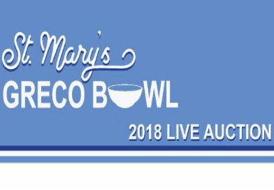 St. Mary Greco Bowl