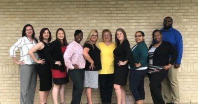 CLTCC Recent Practical Nursing Graduates at Alexandria Campus Achieve 100 Percent Pass Rate on National License Exam