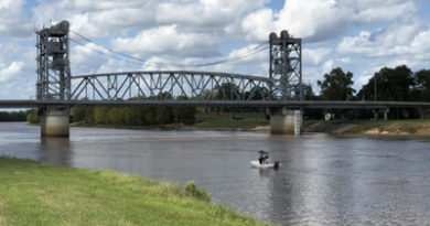 Female Found in Red River Search