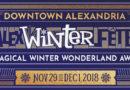 Alex Winter Fete Magic Begins November 29th