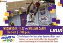 LSUA Generals Collecting Coats For Kids