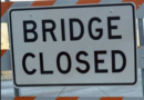 Military Highway overpass closed, detours available
