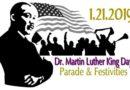 MLK Day Parade January 21st