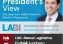 LABI Annual Legislative Outlook Luncheon