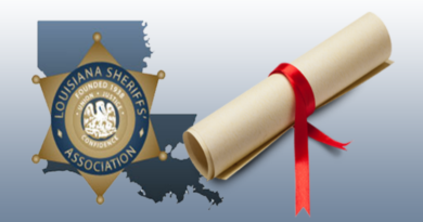 2019 Louisiana Sheriff's Association Scholarship Program