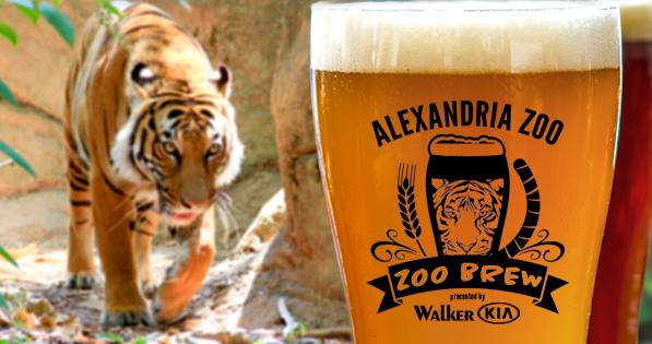 wine and brew at the zoo