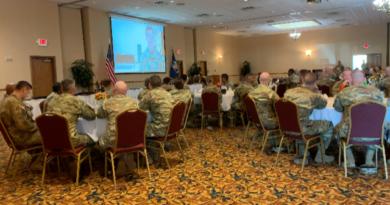 Louisiana Nat'l Guard Banquet