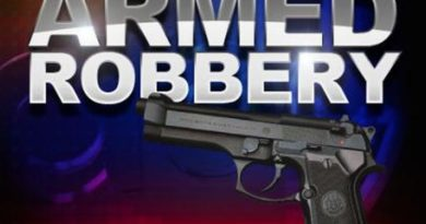 Armed Robbery Investigation