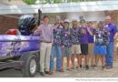 Surprise Fishing Scholarship awarded