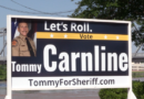 Tommy Carnline makes official candidacy announcement for Sheriff